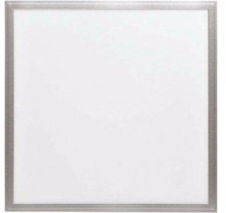Silber LED Deckenpanel 600 x 600mm 45W Tageslicht