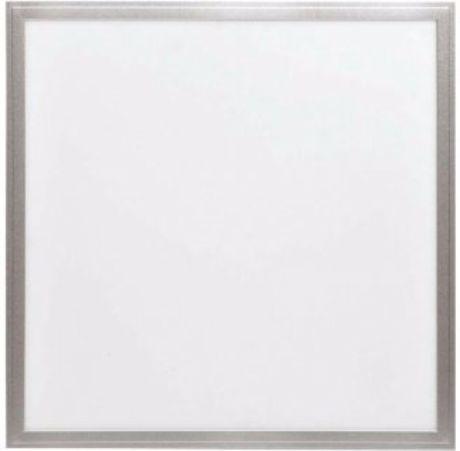 Silber LED Hängepanel 600 x 600mm 45W Tageslicht