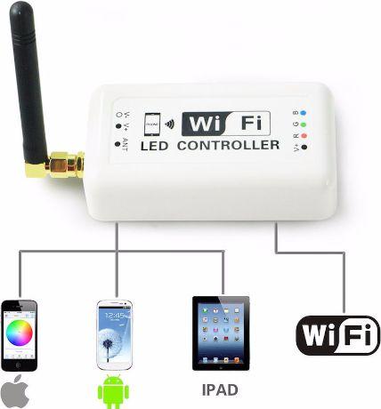 Wi-Fi Controller RGB ECO-MW Premium Line