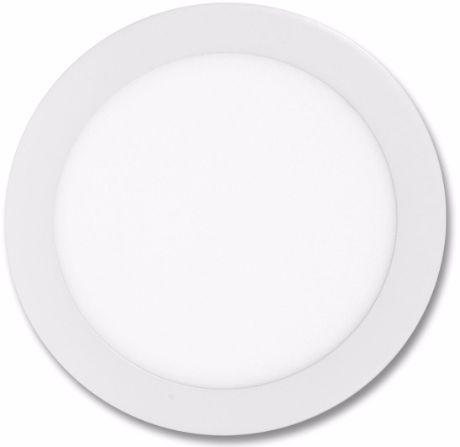 Weißes rundes LED Einbaupanel 175mm 12W Warmweiß