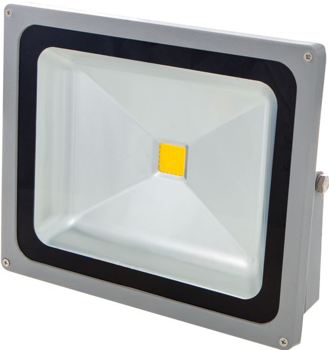 Dimmbarer LED Fluter 50W Tageslicht