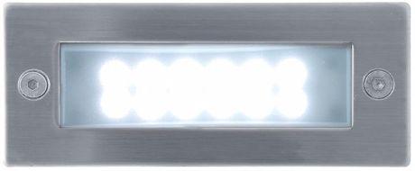 Eingebaute Außenleuchte LED 45 x 110mm Kaltweiß