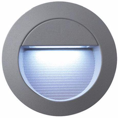 Eingebaute Außenleuchte LED 120mm Kaltweiß