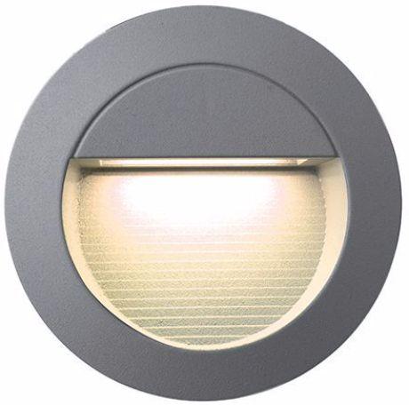 Eingebaute Außenleuchte LED 120mm Warmweiß