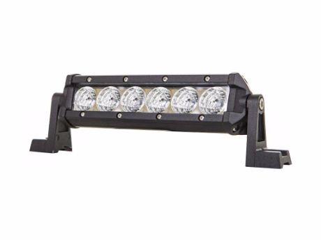 LED Arbeitsscheinwerfer 6x3W BAR 10-30V DC