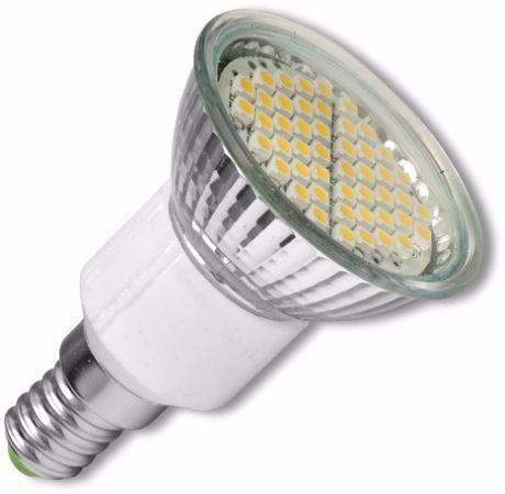 LED Lampe E14 4W JDR 60 SMD Tageslicht