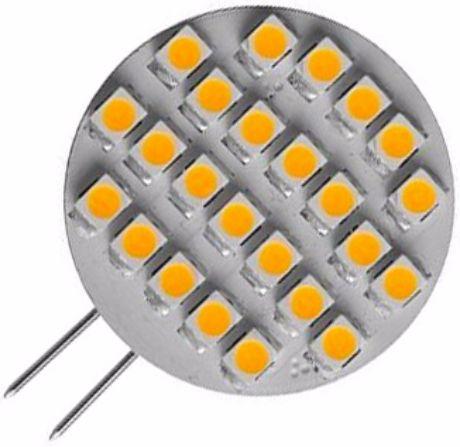LED Lampe G4 1,5W rund Tageslicht
