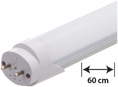 LED Leuchtstoffröhre 60cm 10W milchige Abdeckung Kaltweiß