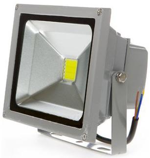 LED Strahler 24V 20W Tageslicht