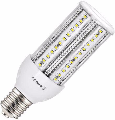 LED Straßenbeleuchtung Lampe E40 38W Kaltweiß