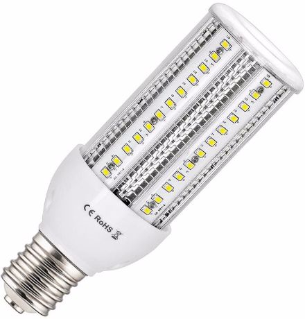 LED Industrielampe E40 38W Kaltweiß