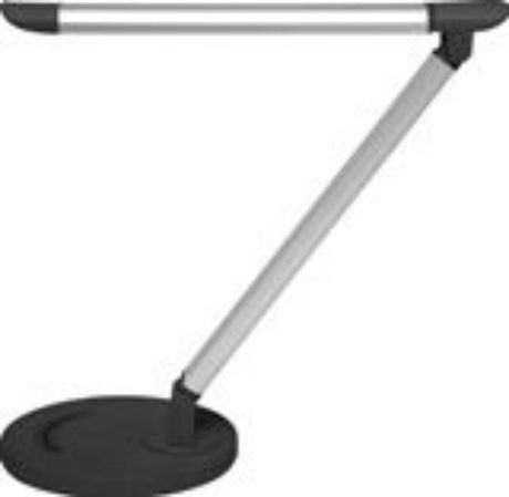 Schwarze LED Tischlampe 7W