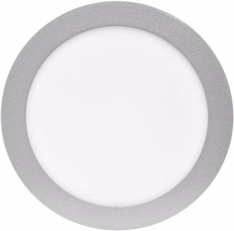 Silber rundes LED Einbaupanel 175mm 12W Tageslicht