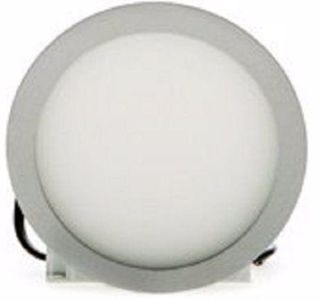 Silber rundes LED Einbaupanel 225mm 18W Tageslicht