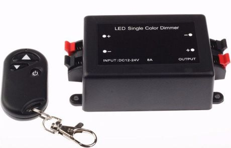 LED Dimmer ECO-RF Premium Line 24V 8A (192W)
