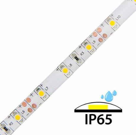 LED Streifen 4,8W / m wasserdicht Warmweiß