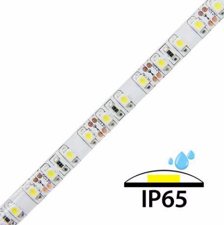LED Streifen 9,6W / m wasserdicht Kaltweiß