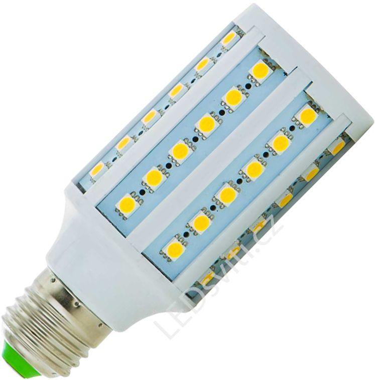 LED Lampe E27 CORN 12W Kaltweiß