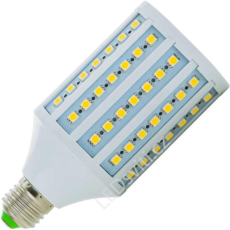 LED Lampe E27 CORN 18W Warmweiß