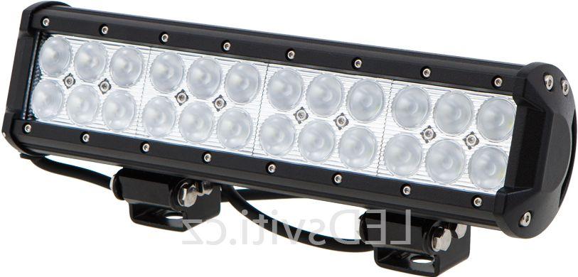 LED Arbeitsscheinwerfer 72W bar2 10-30V