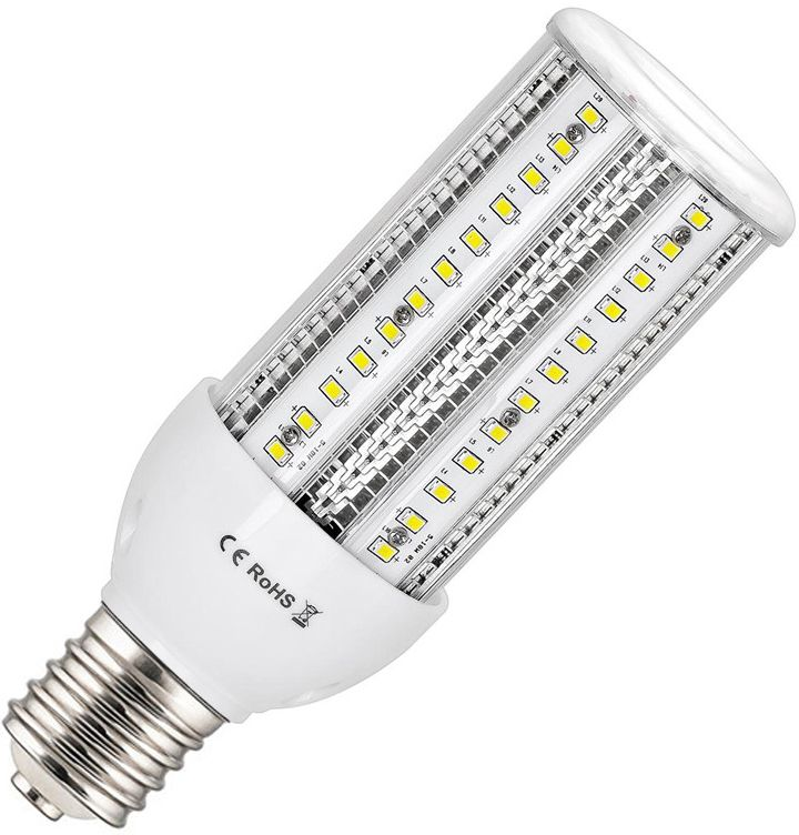 LED Straßenbeleuchtung Lampe E40 38W Warmweiß