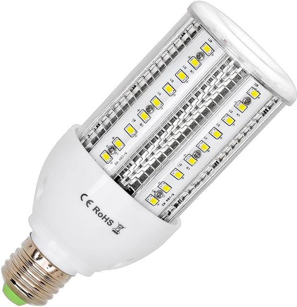 LED Industrielampe E27 28W Kaltweiß