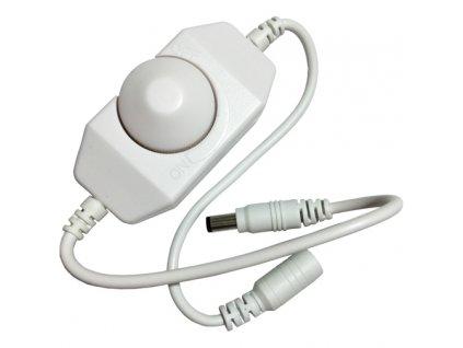 LED Dimmer ECO-MAN manuell Premium Line – 24V 8A (192W)