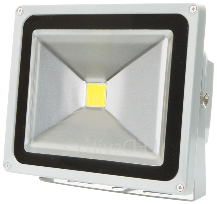 Dimmbarer LED Fluter 20W Tageslicht
