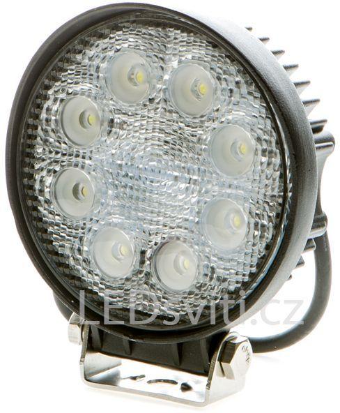 LED Arbeitsscheinwerfer 24W 10-30V