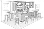 Bar, hotel, klub, reštaurácie