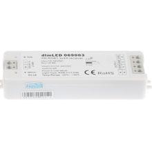 Slabší přijímač dimLED 069003 pro RGB 12–24V