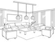 osvetlenie interiérových prostor