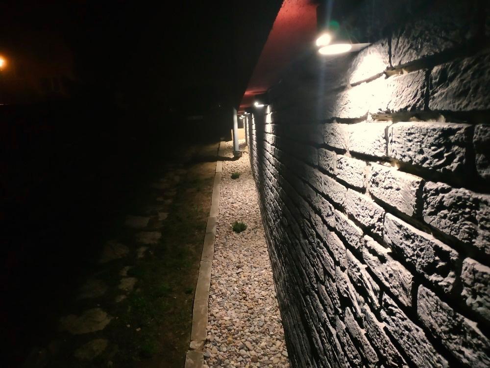 LED osvětlení Dům Kněžice 2