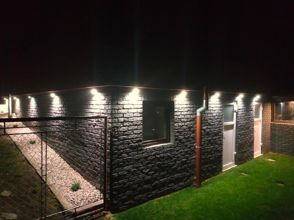 LED osvětlení Dům Kněžice 4