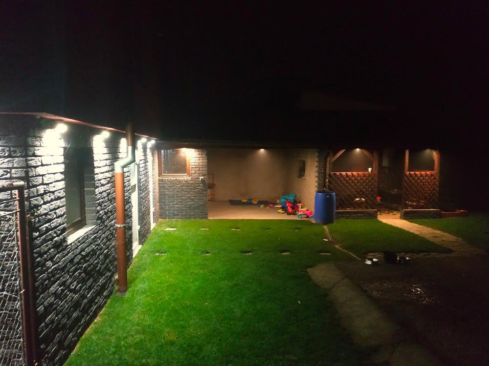 LED osvětlení Dům Kněžice 5