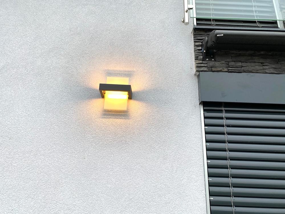 LED osvětlení Dům Praha - venkovní svítidla 3