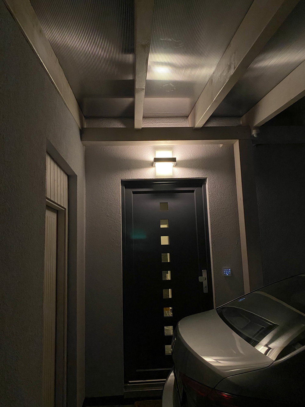 LED osvětlení Dům Praha - venkovní svítidla 6