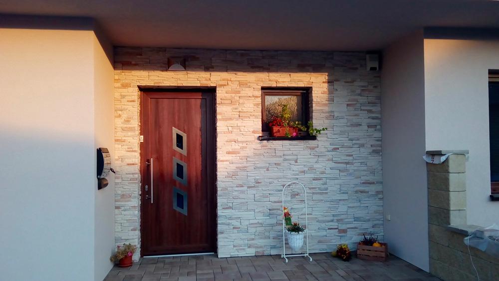 LED osvětlení Dům Vyškov 2