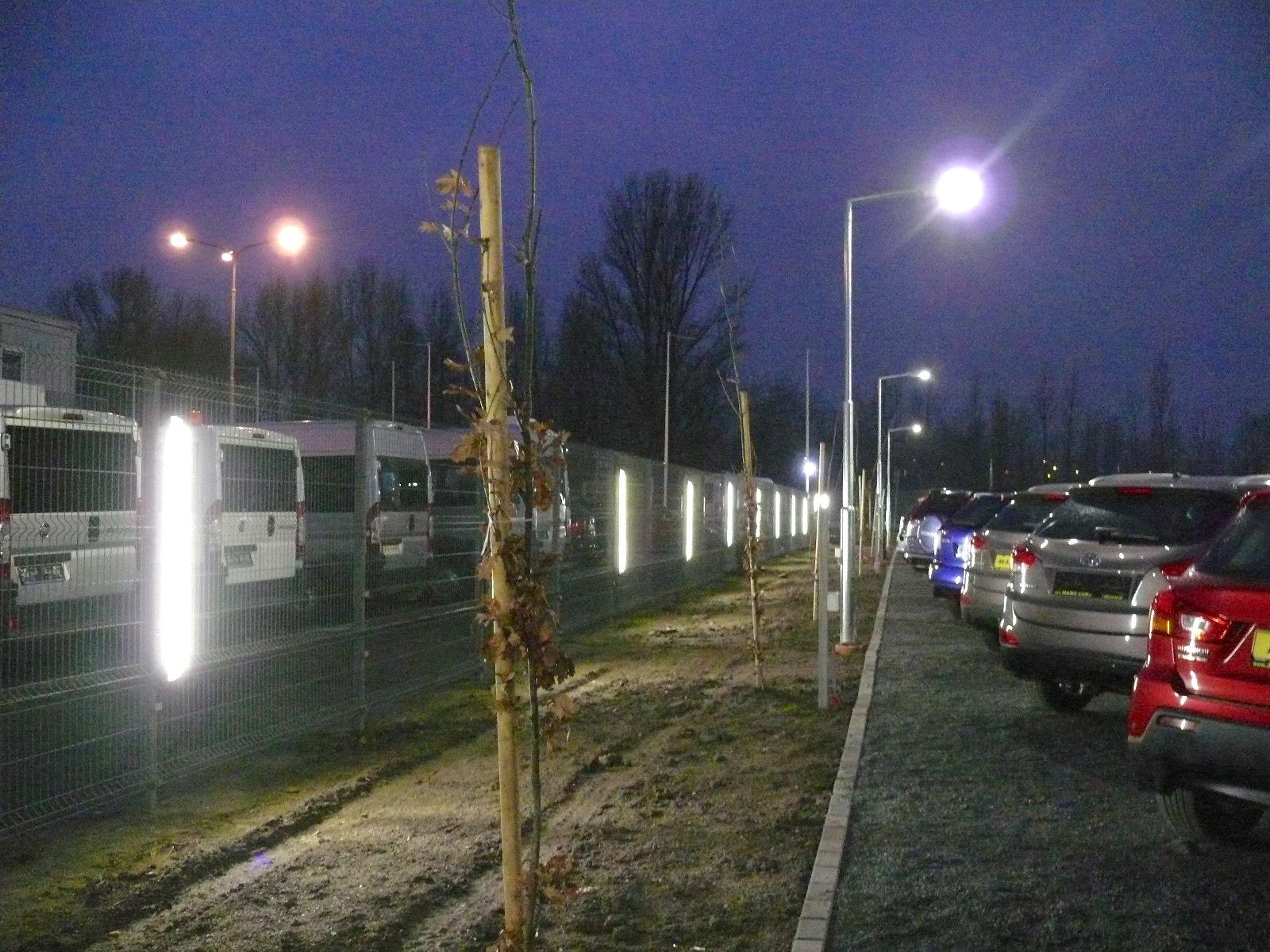 LED osvětlení Mamacar Praha 5