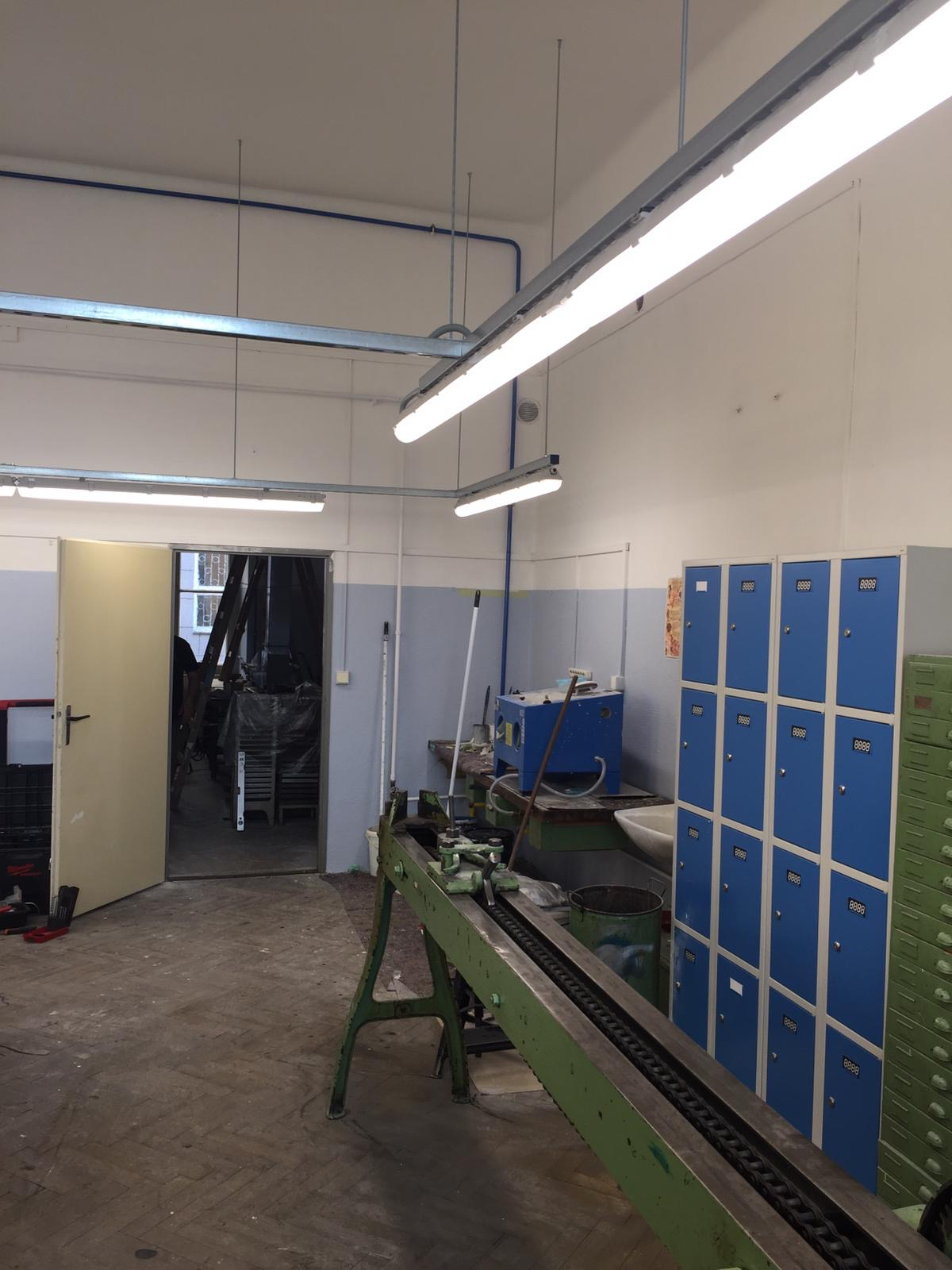 Střední průmyslová škola v Jablonci nad Nisou, LED zářivková svítidla 20
