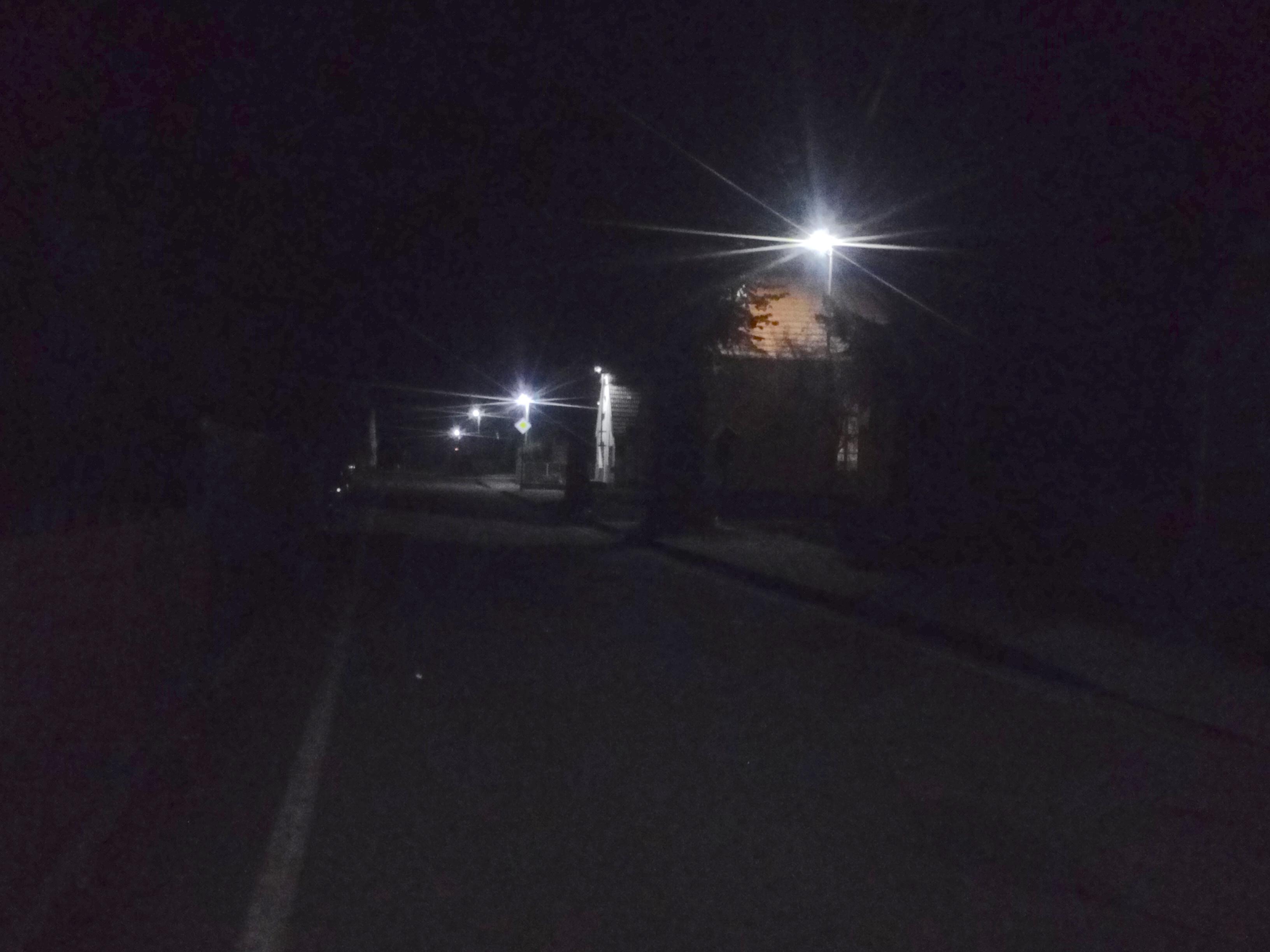 LED osvětlení Veřejné Zvíkovské Podhradí 4