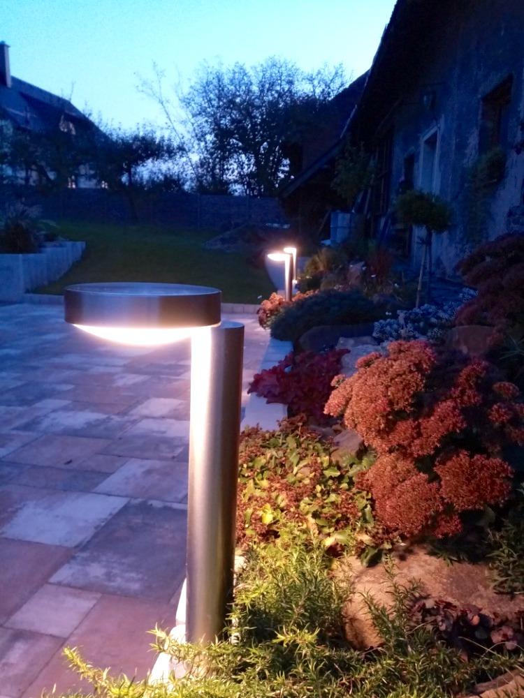 Zahradní osvětlení Opava 7