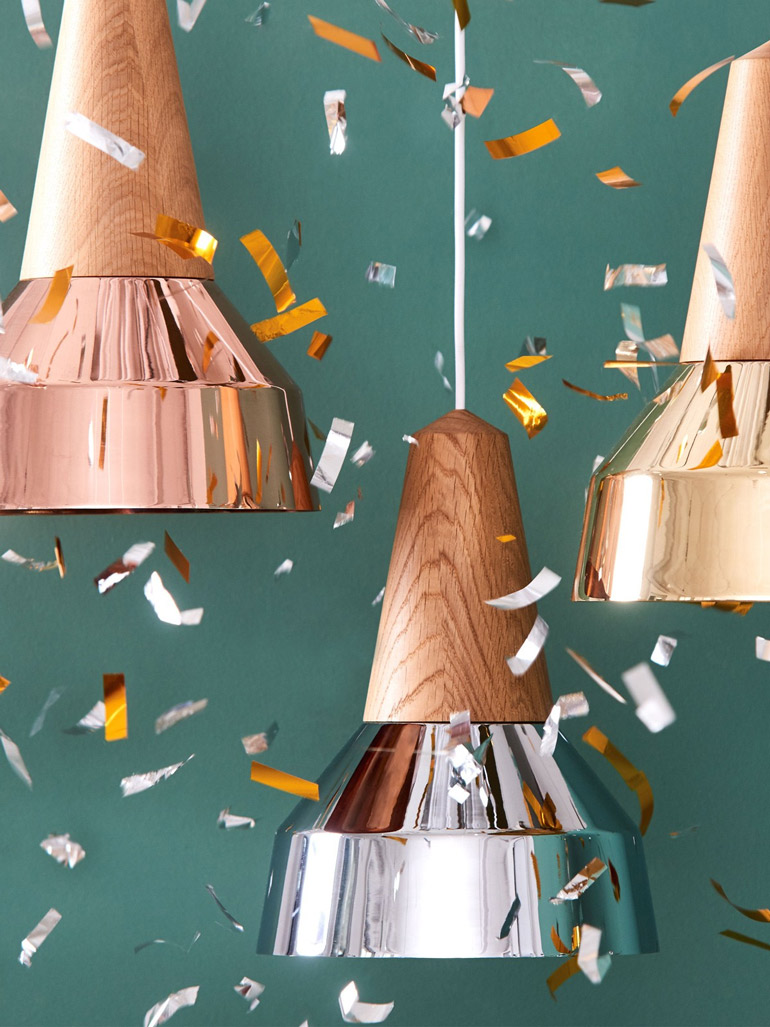 Závěsné-osvětlení---Schneid,-Eikon-Ray-v-mědi,-stříbře-a-mosazi.-Design--Jessen-&-Jessen