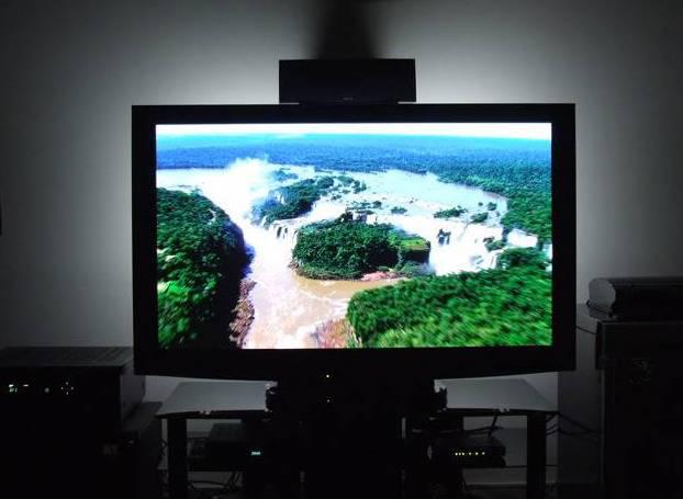 LED pásky za TV