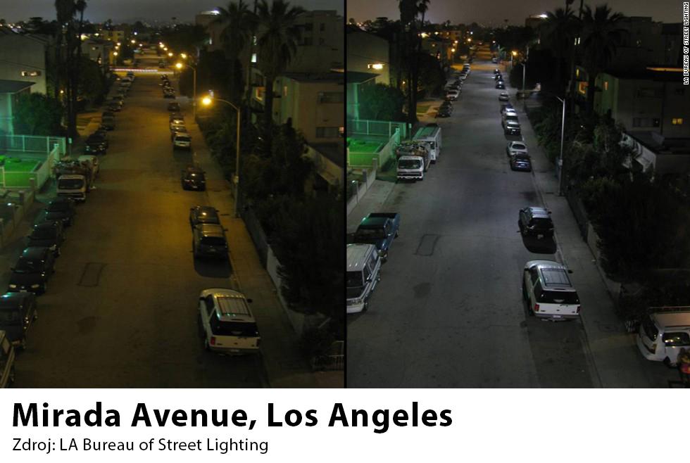 led-verejne-osvetleni-la-la-miranda-avenue