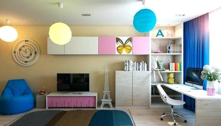 LED osvětlení v dětském pokoji