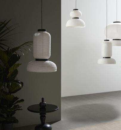 papírová stropní svítidla