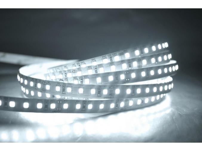 LED páska 20W/m bez krytí studená bílá 6500-7000K