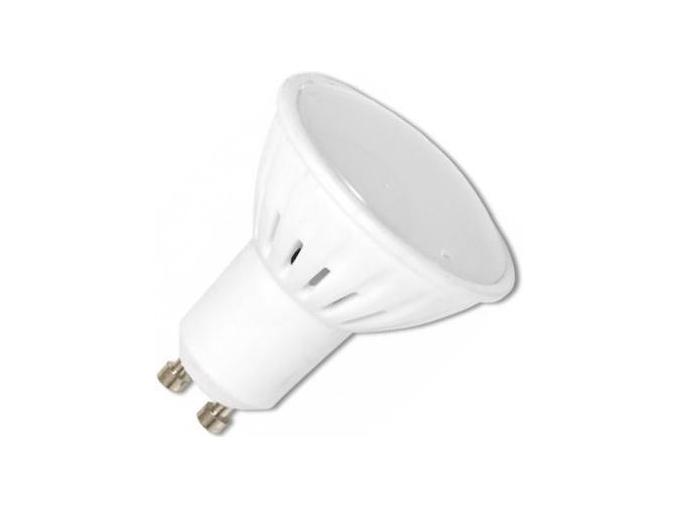 LED žárovka GU10 10W denní bílá