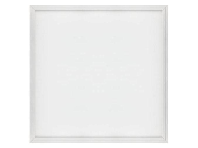 Bílý podhledový LED panel 600 x 600mm 48W studená bílá